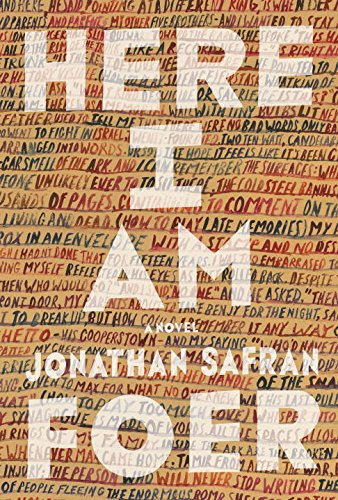 Here I Am (Signed first edition; first: Foer, Jonathan Safran