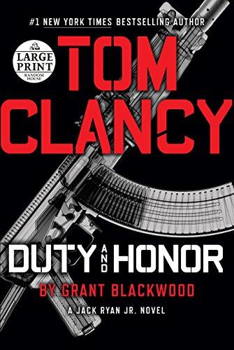 9780735284920: Tom Clancy Duty and Honor (A Jack Ryan Jr. Novel)