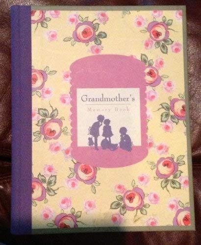 9780735301481: Grandmother's Memory Book: A Keepsake Journal to Record Grandmother's Memories