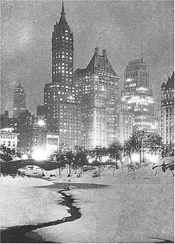 9780735301788: Central Park, Winter (Holiday Cards)