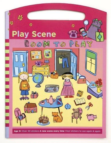 9780735305427: Room to Play Play Scene