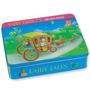 9780735308015: MP Fairy Tales 100 Piece Puzzle