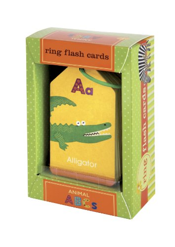9780735308367: Animal Abcs: Ring Flash Cards