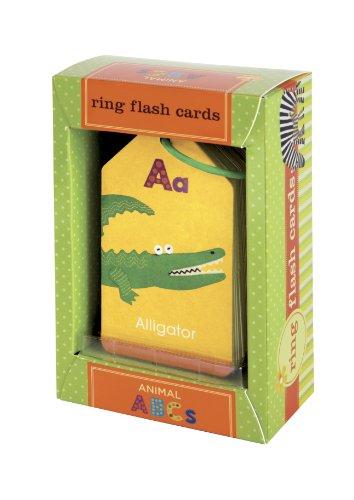 9780735308367: Animal ABCs: Ring Flash Cards