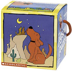 9780735309579: Clifford the Big Red Dog Minicube Puzzle