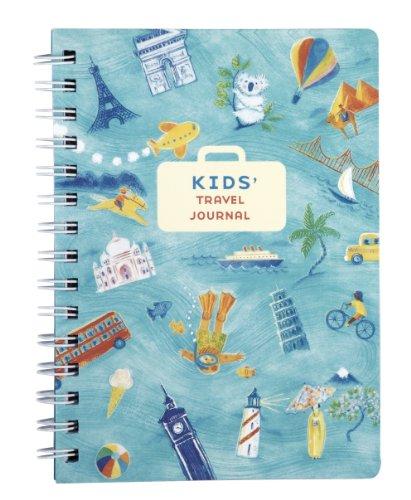 9780735315051: Kids' Travel Journal