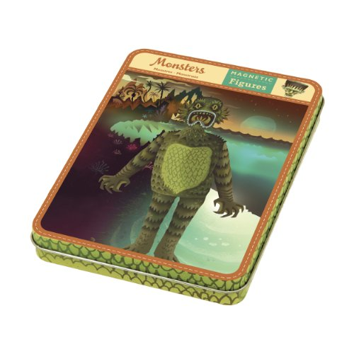 9780735320673: Monsters Magnetic Figures