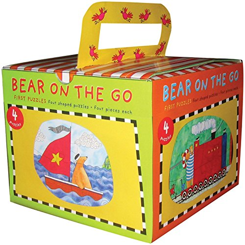9780735320963: Bear on the Go First Puzzle