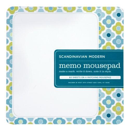 9780735321083: Scandinavian Modern Memo Mousepad