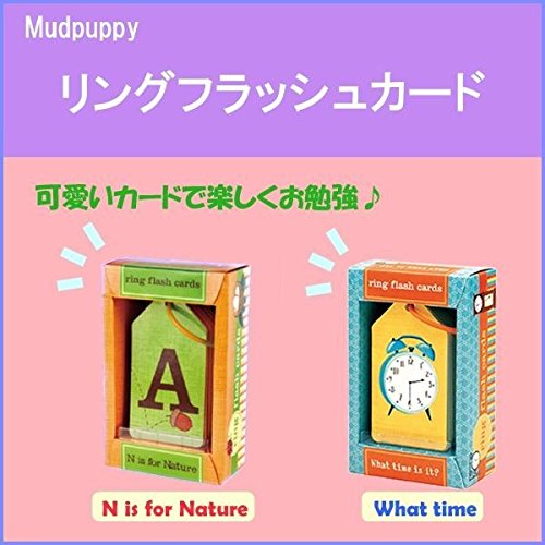 9780735321502: N Is for Nature Flash Cards