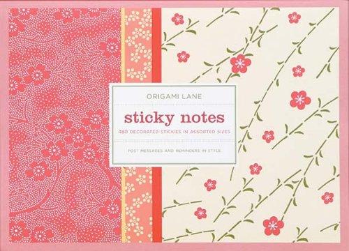 9780735321809: Origami Lane Sticky Notes