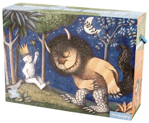 9780735322042: Where Wild Things Are Floor Puzzle 08