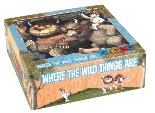 9780735322189: Wild Things Block Puzzle