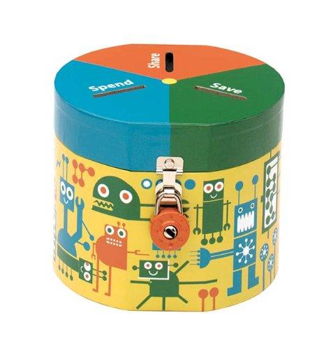 9780735323476: Robots Money Bank