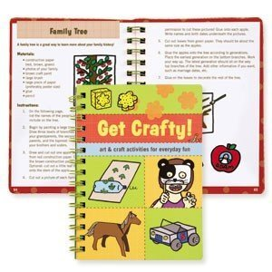 9780735323681: Get Crafty! Art & Craft Activities for Everyday Fun