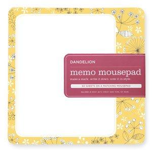 9780735323964: Dandelion Memo Mousepad