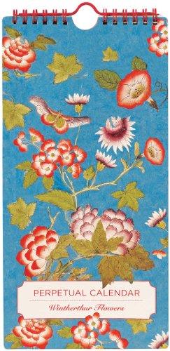 9780735324107: Winterthur Flowers Perpetual Calendar