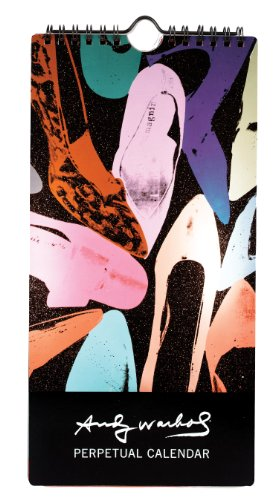 9780735324114: Warhol Pop Perpetual Calendar