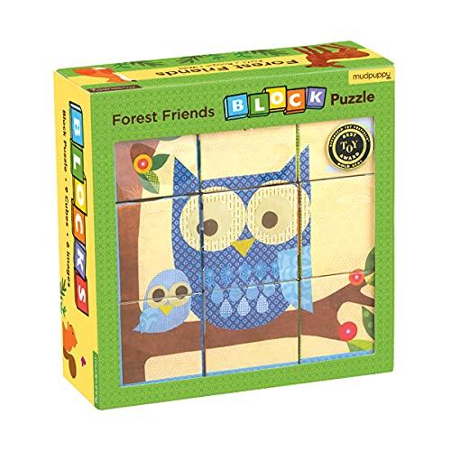 9780735325715: Forest Friends Block Puzzle