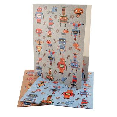 9780735326095: Robots Pocket Folder