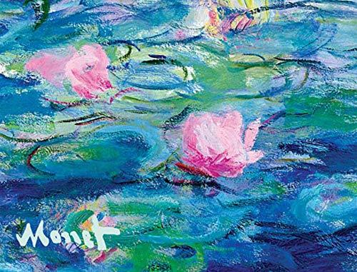 9780735326415: Monet Waterlilies Portfolio Notes