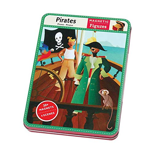 9780735326569: Pirates Magnetic Figures