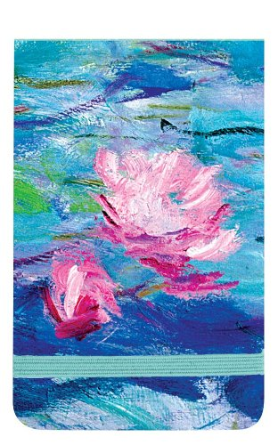 9780735327016: Monet Evening Waterlilies Mini Journal