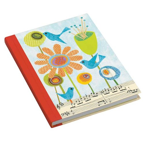 9780735327030: Songbirds Everyday Journal