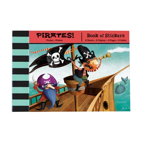 9780735327047: Pirates Book of Stickers