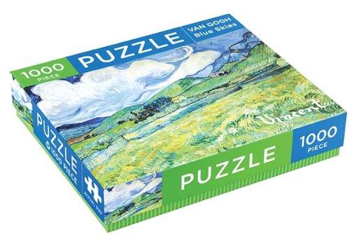 9780735329171: Van Gogh Blue Skies 1000 Piece Puzzle