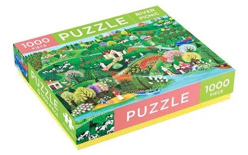 9780735329195: River Picnic 1000 Piece Puzzle