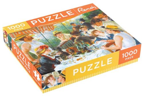 9780735329201: Renoir Boating Party 1000 Piece Puzzle