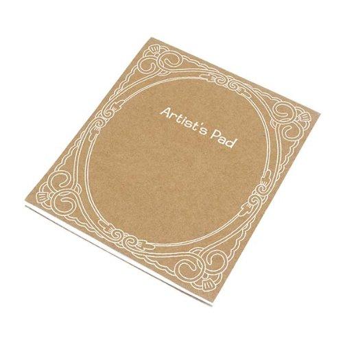 9780735329256: Elegant Oval Artist's Pad