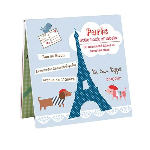 9780735329379: Paris Book of Labels