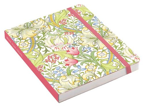 9780735329836: V&A William Morris Morning Garden Pocket Planner, Perpetual Calendar