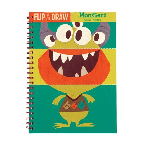 9780735329959: Monsters Flip and Draw
