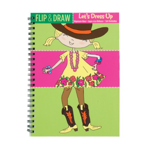 9780735329973: Let's Dress Up Flip and Draw