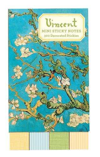 9780735330153: Van Gogh Almond Blossoms Mini Sticky Notes