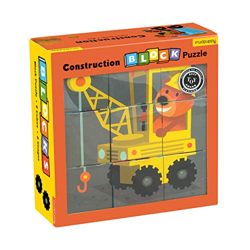 9780735330313: Construction Block Puzzle