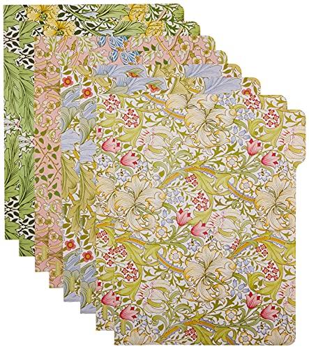 9780735330382: V&a William Morris Garden File Folder