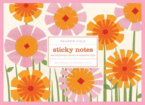 9780735330818: V&A Meadow Field Sticky Notes