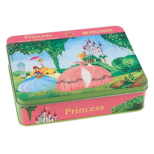 9780735330856: Princess 100 Piece Puzzle Tin