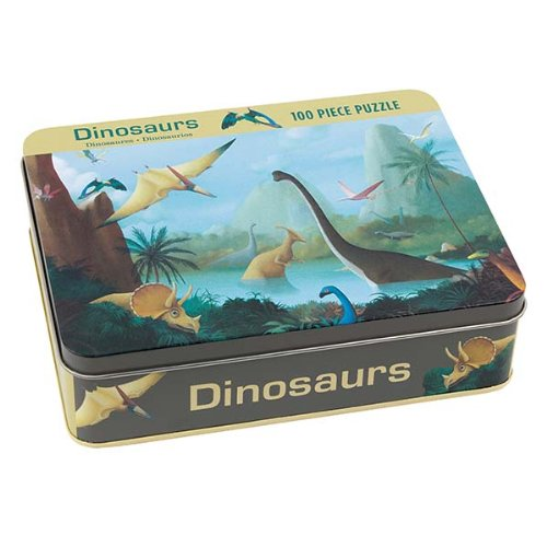 9780735330863: Dinosaurs Puzzle