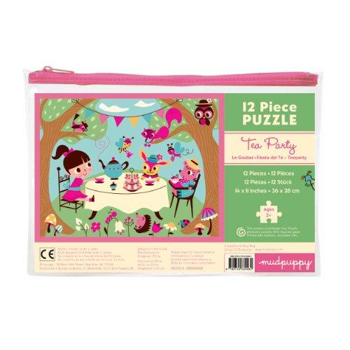 9780735330962: Tea Party 12 Piece Puzzle