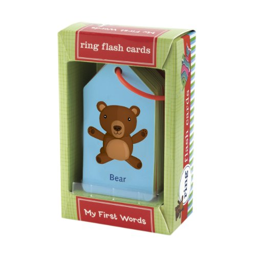9780735331006: My First Words Ring Flashcards
