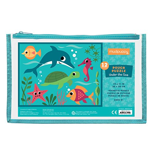 9780735331129: Under the Sea Pouch Puzzle