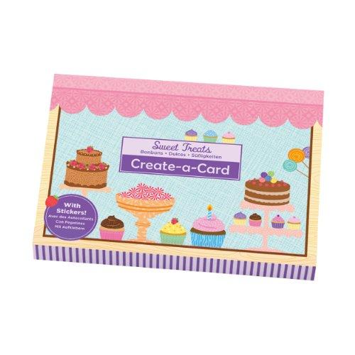 9780735331235: Sweet Treats Create-a-Card