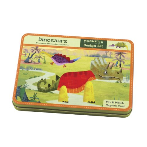 9780735331297: Dinosaurs Magnetic Design Set
