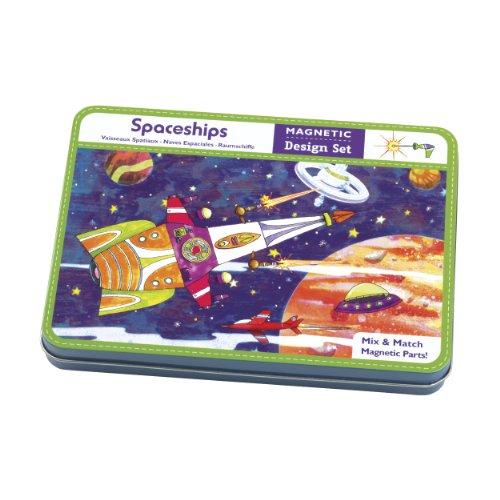 9780735331310: Spaceships Magnetic Design Set