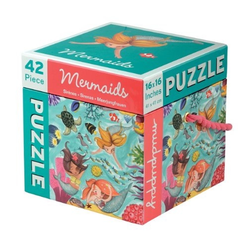 9780735331471: Mermaids 42 Piece Puzzle